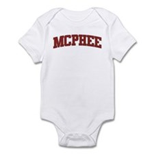 MCPHEE Design Infant Bodysuit