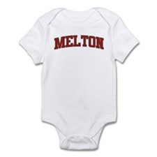 MELTON Design Infant Bodysuit