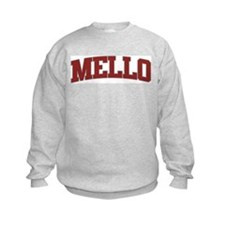 MELNICK Design Kids Sweatshirt