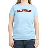 MCLAUGHLIN Design T-Shirt