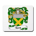Remy Family Crest Mousepad