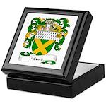 Remy Family Crest Keepsake Box