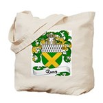 Remy Family Crest Tote Bag