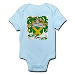 Remy Family Crest Infant Creeper