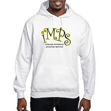 IMPS Text Logo Hoodie