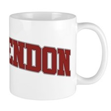 MCCLENDON Design Mug