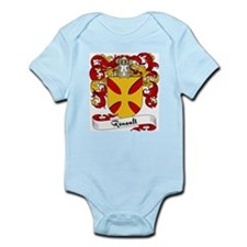 Renault Family Crest Infant Creeper