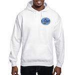 Masonic Air Force Hooded Sweatshirt