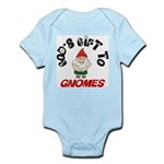 God's Gift to Gnomes Infant Creeper