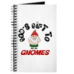 God's Gift to Gnomes Journal