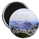 "Unique Rio 2.25"" Magnet (10 pack)"