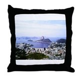 Cute Rio Throw Pillow
