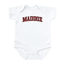 MADDOX Design Infant Bodysuit