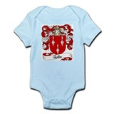 Robin Family Crest Infant Creeper