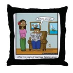 Mahana Throw Pillow