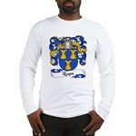 Roque Family Crest Long Sleeve T-Shirt