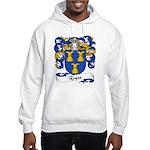 Roque Family Crest Hooded Sweatshirt