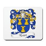 Roque Family Crest Mousepad
