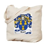 Roque Family Crest Tote Bag