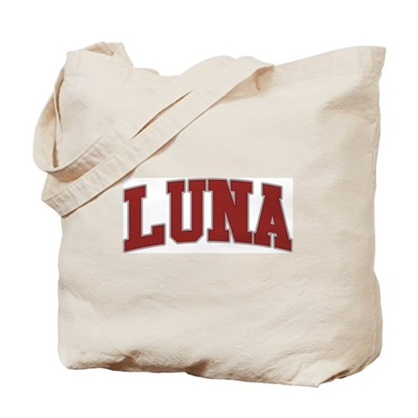 LUNA Design Tote Bag
