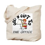 God's Gift to the Office 1 Tote Bag
