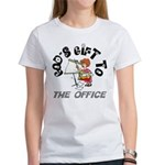 God's Gift to the Office 1 Women's T-Shirt