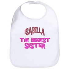 Isabella - The Biggest Sister Bib