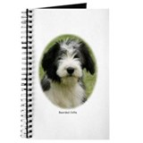 Bearded Collie 9Y049D-018 Journal