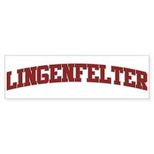 LINGENFELTER Design Bumper Bumper Sticker
