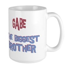 Gabe - The Biggest Brother Mug