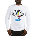 God's Gift to Men Long Sleeve T-Shirt