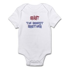 Grant - The Biggest Brother Infant Bodysuit