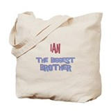 Ian - The Biggest Brother Tote Bag