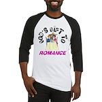 God's Gift to Romance Baseball Jersey