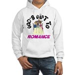 God's Gift to Romance Hooded Sweatshirt