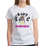 God's Gift to Romance Women's T-Shirt