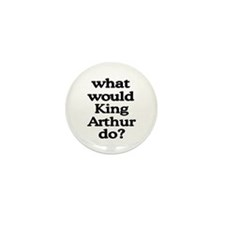 King Arthur Mini Button (100 pack)