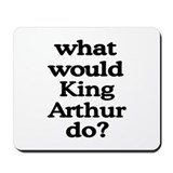 King Arthur Mousepad