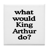 King Arthur Tile Coaster