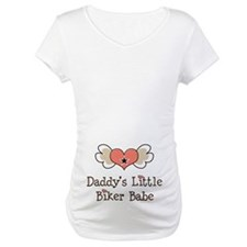 Daddy's Little Biker Babe Shirt