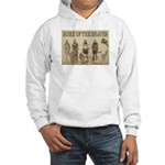 Home of the Braves Hooded Sweatshirt