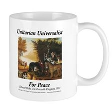 UU for Peace Mug