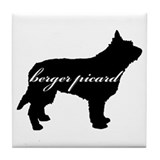 Berger Picard DESIGN Tile Coaster