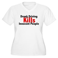 Drunk Driving Kills T-Shirt