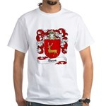 Serre Family Crest White T-Shirt