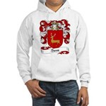 Serre Family Crest Hooded Sweatshirt