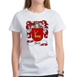 Serre Family Crest Women's T-Shirt