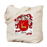 Serre Family Crest Tote Bag