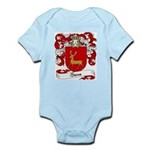 Serre Family Crest Infant Creeper