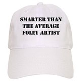 Average Foley artist Baseball Cap